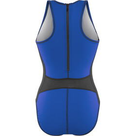 Nike Swim Water Polo Solids Tanktop Hoge Hals Dames, game royal